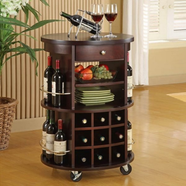 Home Bars Design Ideas: Creative Home Mini Bar Ideas
