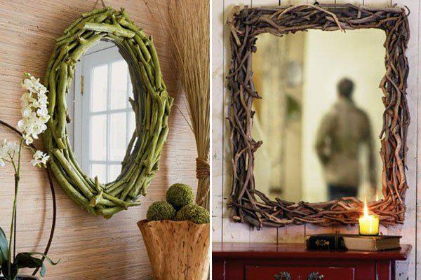 mirror framing ideas