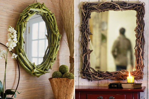 Creative Diy Mirror Frame Ideas Little Piece Of Me