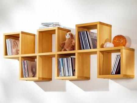 bookshelf design ideas 4