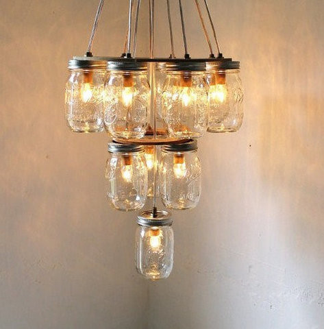 decorative mason jar ideas 2