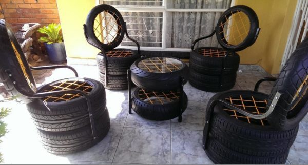 tire furniture ideas
