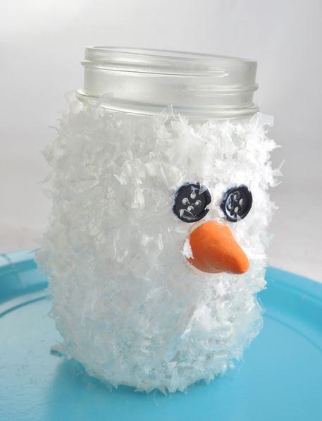mason-jar-fluffy-snowman