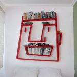15 Unusual and creative bookshelf designs