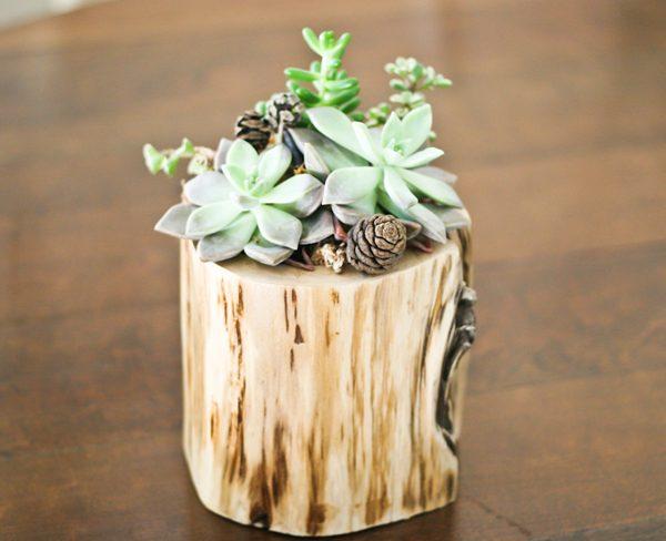wooden flower planters 1