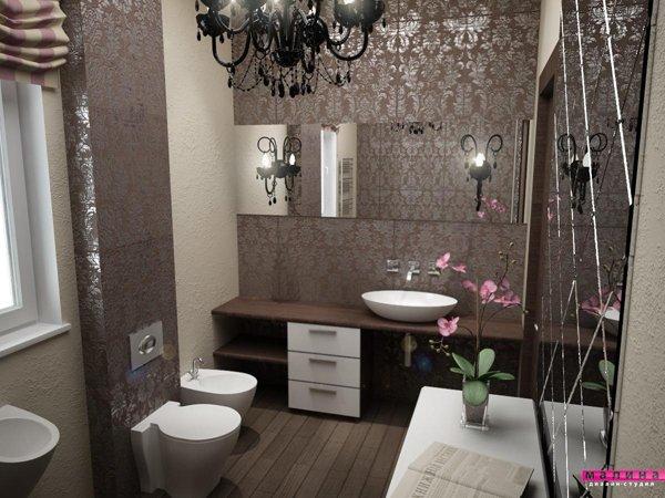 Art Deco Bathroom Ideas  LittlePieceOfMe
