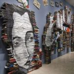 20 Creative ways how to recycle books