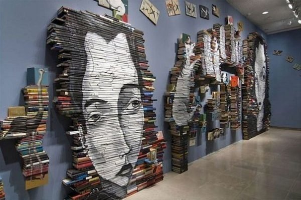 book recycling