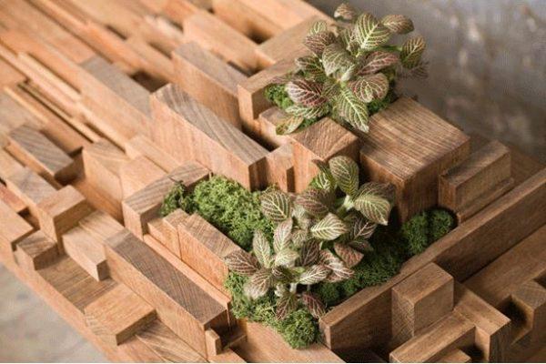 diy wood planters