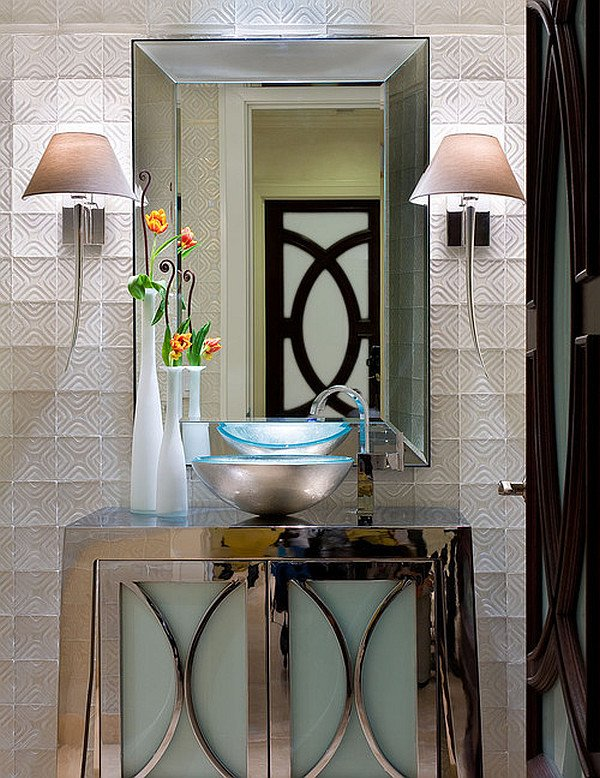 Small Art Deco Bathroom Ideas : Art deco bathroom ideas littlepieceofme