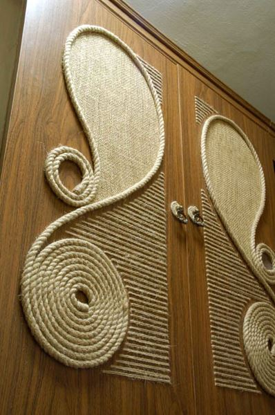 Wood Kitchen Handles