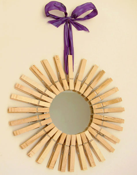 diy mirror frame ideas 1