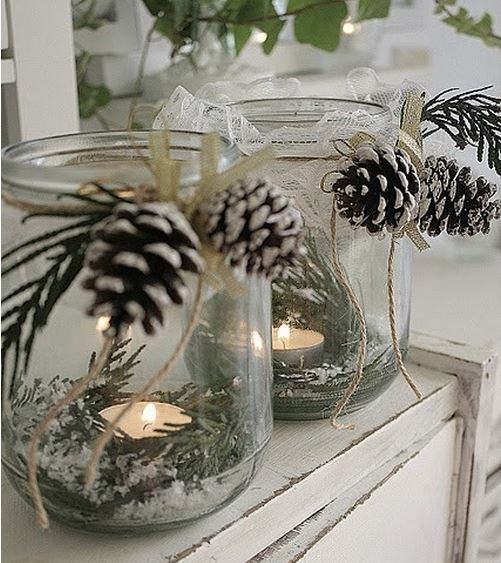 mason jar decorations