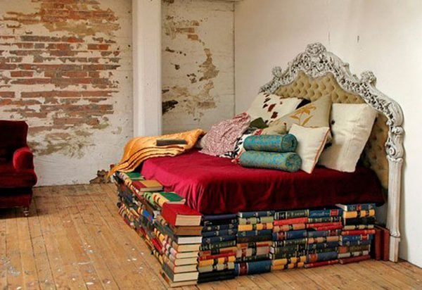 recycle old books 1