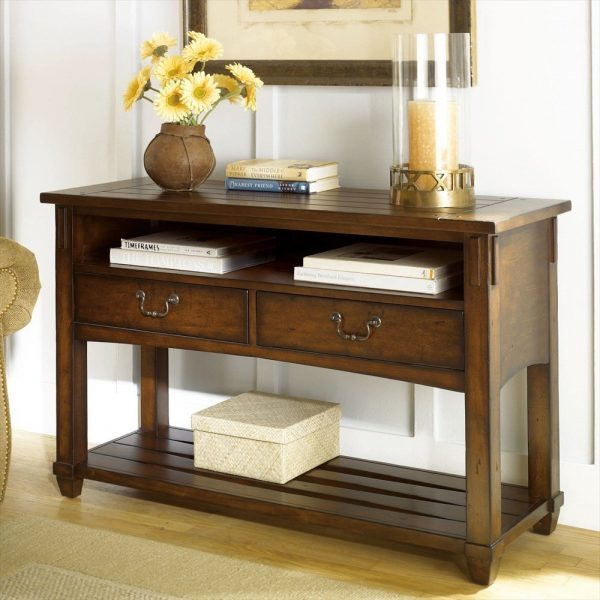 entrance table ideas