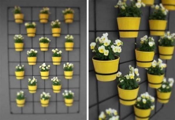 DIY Balcony Vertical Garden Ideas LittlePieceOfMe