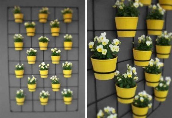 Vertical Garden Ideas Diy diy balcony vertical garden ideas - littlepieceofme