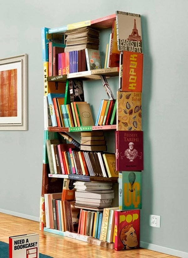 20 Creative Ways How To Recycle Books Little Piece Of Me