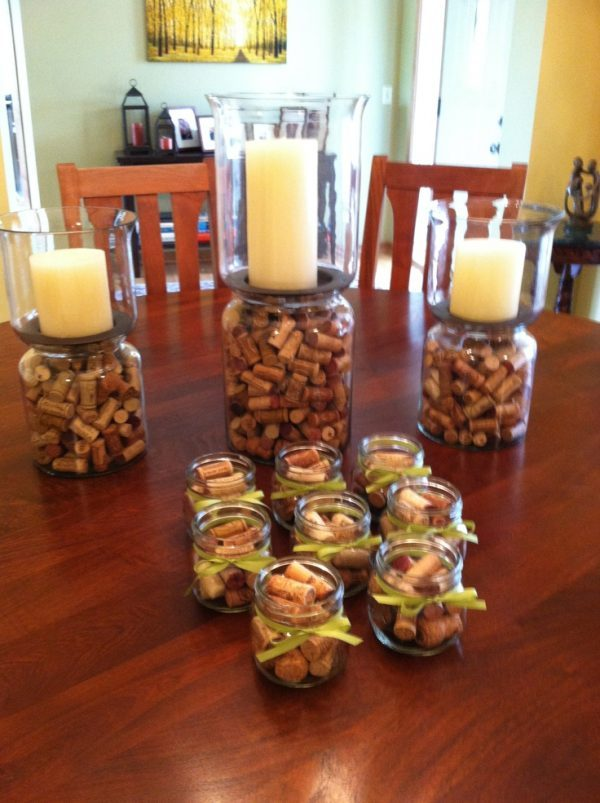 creative things to do with wine corks