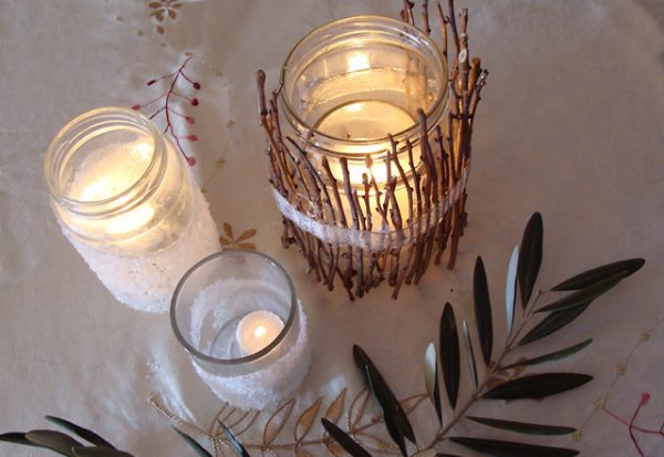 decorative mason jar ideas