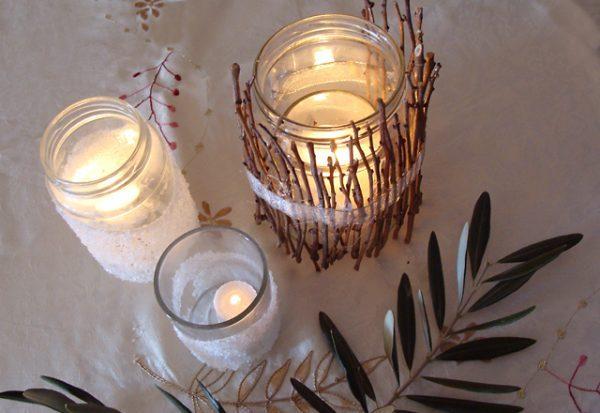 decorative mason jar ideas
