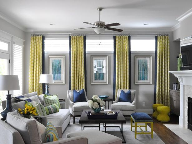 yellow and gray living room. Navy Yellow Grey Living Room  Modern House