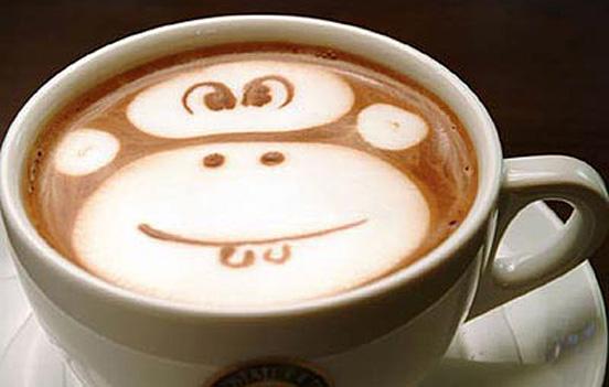 Coffee-Foam-Art