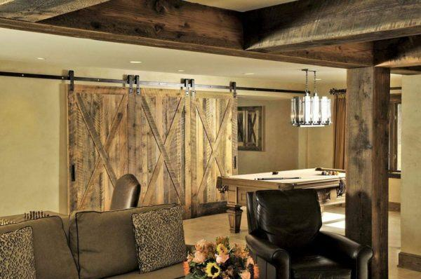 Barnwood interior designs trend home design and decor Barn home interiors