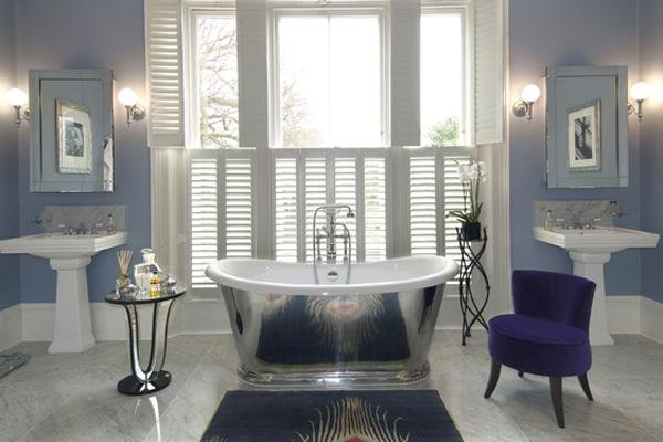 Art Deco bathroom ideas - Little Piece Of Me