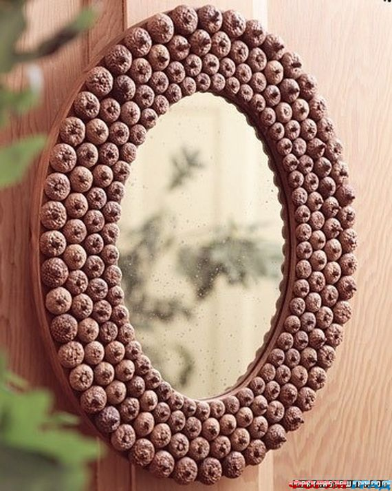 Creative Diy Mirror Frame Ideas Little Piece Of Me