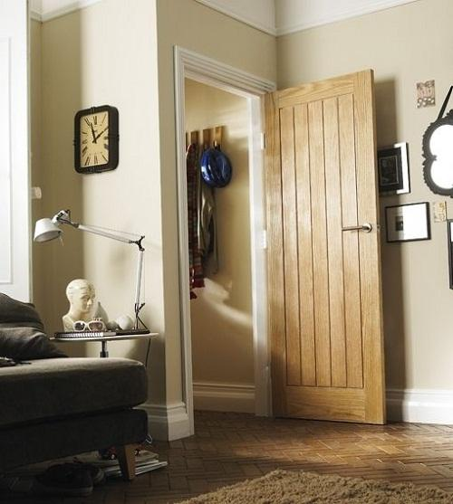 Rustic Interior Doors Ideas Littlepieceofme