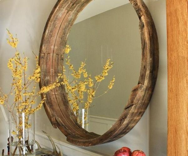 Creative DIY Mirror Frame Ideas