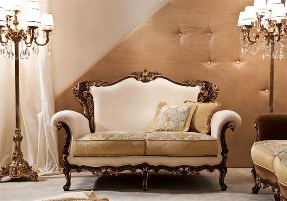 vintage style sofa little piece of me. Black Bedroom Furniture Sets. Home Design Ideas