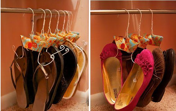 shoes storage ideas