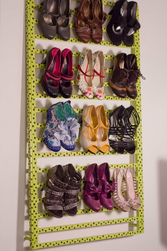 cheap shoe storage ideas