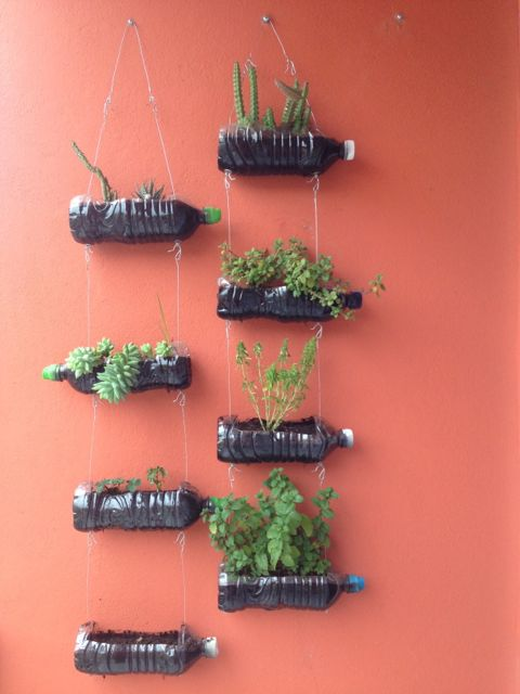 ideas with plastic bottles