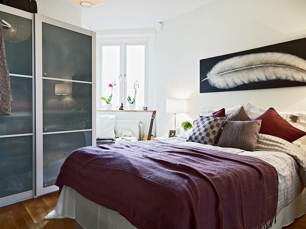 interior design ideas for small bedroom