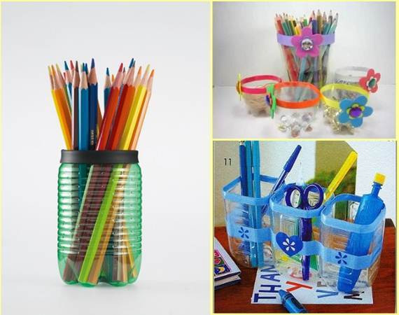 recycle ideas for plastic bottles