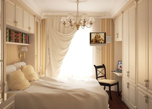 ideas for small bedrooms