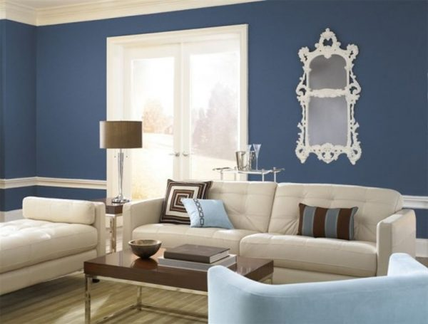 Home interior paint ideas little piece of me for Indoor paints color ideas