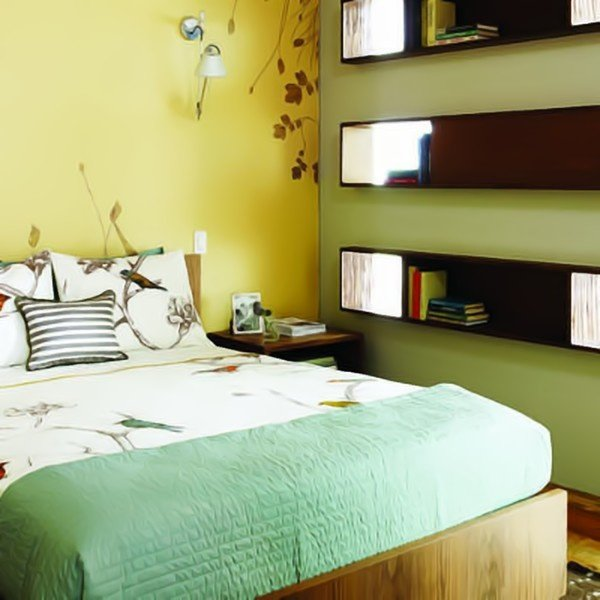Interior design ideas for small bedrooms littlepieceofme for Eco friendly bedroom ideas