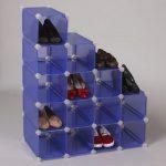 Creative chip shoe storage ideas