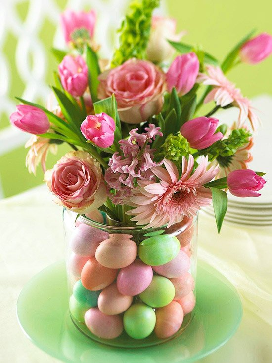 decorating Easter egg ideas 1