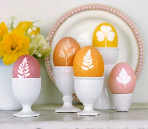 ideas for decorating an egg