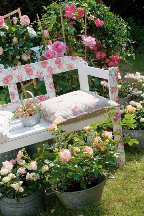 outdoor garden decor ideas