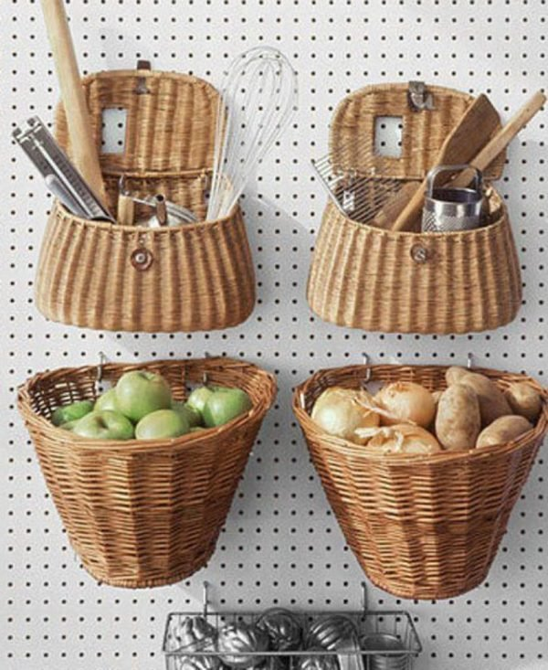 storage of fruits and vegetables