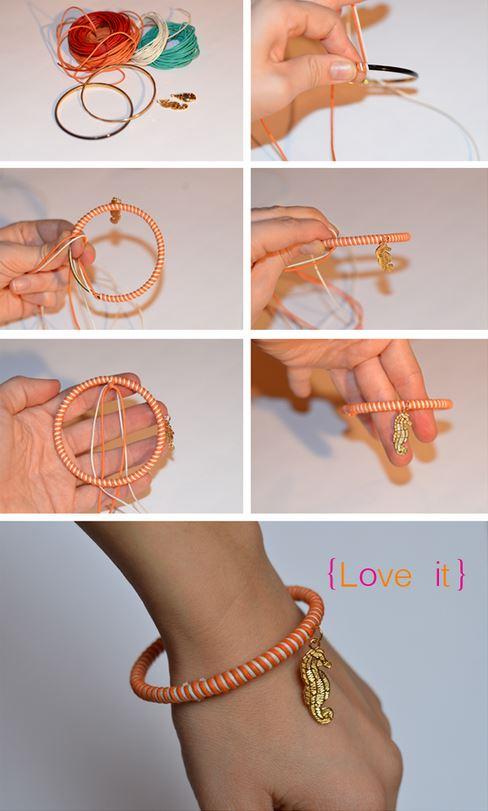 Браслеты из резинок для украшения своими руками