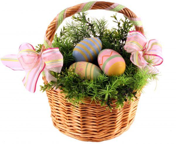 Creative easter baskets ideas