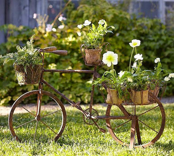 Superior Vintage Garden Ideas 1