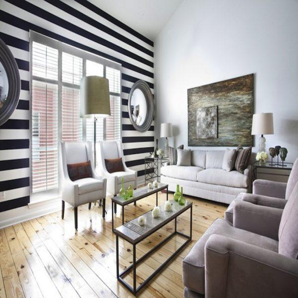 How To Paint Stripes On Walls?